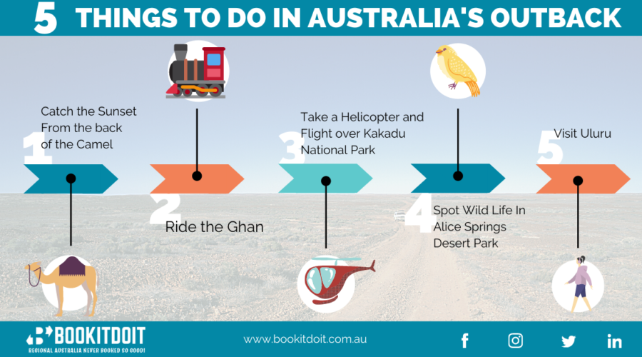 5 Things To Do In Australia's Outback