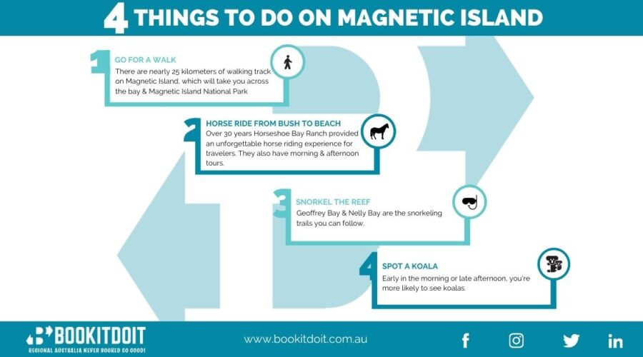 4 Things To Do On Magnetic Island