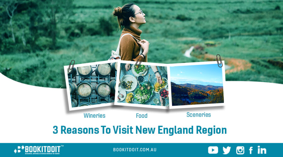 3 Reasons To Visit New England Region
